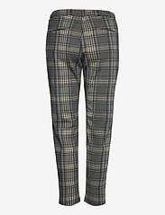 Fransa - FRLECHECK 4 Pants - slim fit bukser - della robbia blue mix - 1