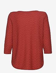 Fransa - FRLEJACQ 1 T-shirt - t-shirts - barn red - 1