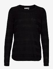 Fransa - FRLETAN 3 Pullover - jumpers - black - 0