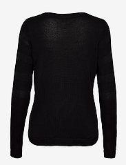 Fransa - FRLETAN 3 Pullover - jumpers - black - 1