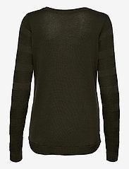 Fransa - FRLETAN 3 Pullover - jumpers - green ink - 1