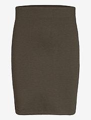 Fransa - FRZARILL 2 Skirt - midi - green ink - 0