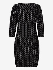 Fransa - FRMEVAR 1 Dress - alledaagse jurken - black mix - 1