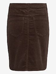 Fransa - FRMACORD 2 Skirt - pencil skirts - coffee bean - 1