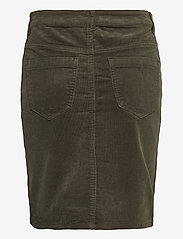 Fransa - FRMACORD 2 Skirt - pencil skirts - green ink - 1