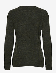Fransa - FRMESANDY 1 Pullover - jumpers - green ink melange - 1