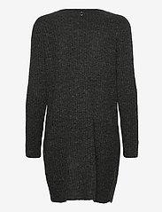 Fransa - FRMESANDY 2 Cardigan - cardigans - black melange - 1