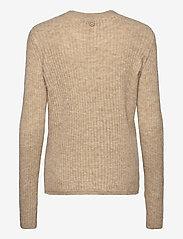Fransa - FRMEBLOCK 1 Pullover - jumpers - beige melange - 1