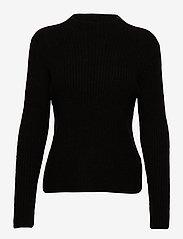 Fransa - FRMEBLOCK 2 Pullover - jumpers - black - 0
