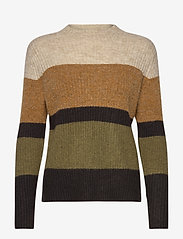 Fransa - FRMEBLOCK 2 Pullover - jumpers - cathay spice mix - 0