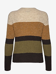 Fransa - FRMEBLOCK 2 Pullover - jumpers - cathay spice mix - 1