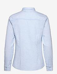 Fransa - FRZAOXFORD 1 Shirt - pitkähihaiset paidat - blue chambré stripes - 1