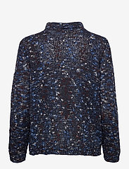 Fransa - FRMESPOT 1 Pullover - jumpers - navy blazer mix - 1