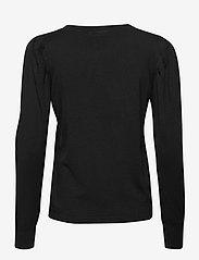 Fransa - ZUBASIC 130 Pullover - jumpers - black - 1