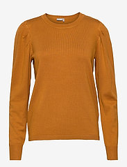 Fransa - ZUBASIC 130 Pullover - jumpers - cathay spice - 0