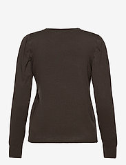 Fransa - ZUBASIC 130 Pullover - jumpers - green ink - 1