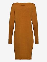 Fransa - ZUBASIC 131 Dress - gebreide jurken - cathay spice - 1