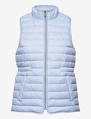 Fransa - FRPAPADDING 2 Outerwear - puffer vests - brunnera blue - 0