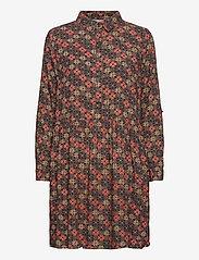 Fransa - FRMAORI 2 Dress - alledaagse jurken - black mix - 0