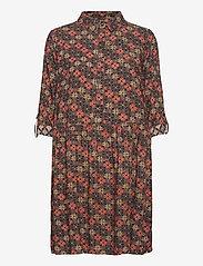 Fransa - FRMAORI 2 Dress - alledaagse jurken - black mix - 2