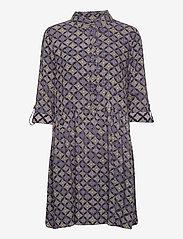 Fransa - FRMAORI 2 Dress - alledaagse jurken - dark peacoat mix - 2