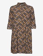 Fransa - FRMAORI 2 Dress - alledaagse jurken - misty rose mix - 2