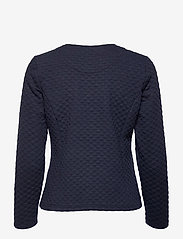 Fransa - FRPECARDI 1 Cardigan - cardigans - navy blazer - 1
