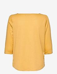Fransa - FRPEJACQ 1 T-shirt - pitkähihaiset t-paidat - ochre - 1