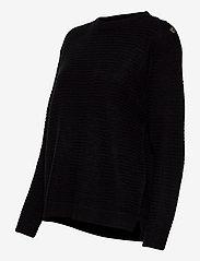 Fransa - FRLEMERETTA 1 Pullover - jumpers - black melange - 2