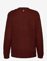 Fransa - FRLEMERETTA 1 Pullover - jumpers - burnt henna melange - 1