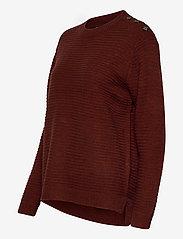 Fransa - FRLEMERETTA 1 Pullover - jumpers - burnt henna melange - 2