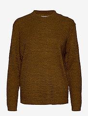 Fransa - FRLEMERETTA 1 Pullover - jumpers - cathay spice melange - 0