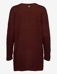 Fransa - FRMERETTA 3 Pullover - jumpers - burnt henna melange - 1