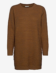Fransa - FRMERETTA 3 Pullover - jumpers - cathay spice melange - 0