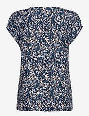 Fransa - FRPESEEN 1 T-shirt - t-shirts - navy blazer mix - 1