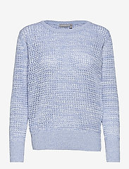 Fransa - FRPERIDGE 2 Pullover - jumpers - brunnera blue mix - 0