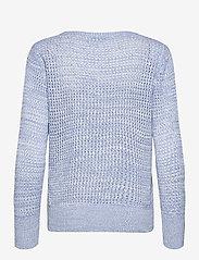 Fransa - FRPERIDGE 2 Pullover - jumpers - brunnera blue mix - 1