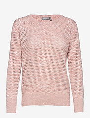 Fransa - FRPERIDGE 2 Pullover - jumpers - misty rose mix - 0