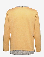 Fransa - FRPEREXAN 1 Pullover - jumpers - ochre melange - 1