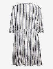 Fransa - FRVAVIS 1 Dress - zomerjurken - navy blazer mix - 1