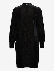 Fransa - FRNEVELOUR 7 Dress - alledaagse jurken - black - 1