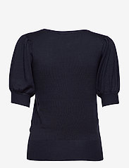 Fransa - ZUBASIC 135 Pullover - strikkede toppe - dark peacoat - 1