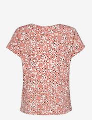 Fransa - FRVEDOT 1 T-shirt - t-shirts - misty rose mix - 1