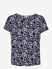 FRVEDOT 1 T-shirt - NAVY BLAZER MIX