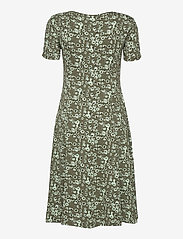 Fransa - FRVEDOT 2 Dress - hedge mix - 1