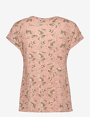 Fransa - FRVEIREG 1 T-shirt - t-shirts - misty rose mix - 1