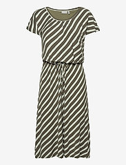Fransa - FRVESUNNA 2 Dress - zomerjurken - hedge mix - 0