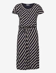 Fransa - FRVESUNNA 2 Dress - midi jurken - navy blazer mix - 0