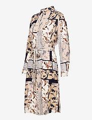 Fransa - FRVACRINKLE 5 Dress - blousejurken - navy blazer mix - 2
