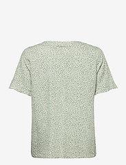 Fransa - FRVARILLI 2 Blouse - blouses met korte mouwen - lily pad mix - 1